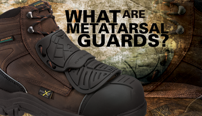 What is a Metatarsal Guard? - Saf-Gard