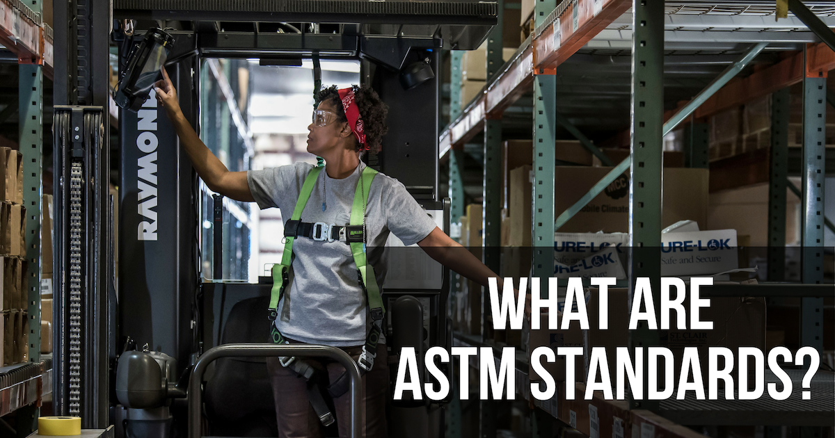 What are ASTM Standards? - Saf-Gard Safety Shoe Co