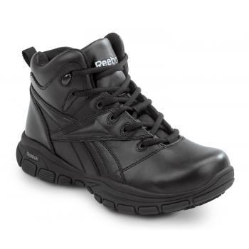 Reebok SRB1250 Black Soft Toe, Resistant, Men's Hi Top Senexis MaxTrax Athletic