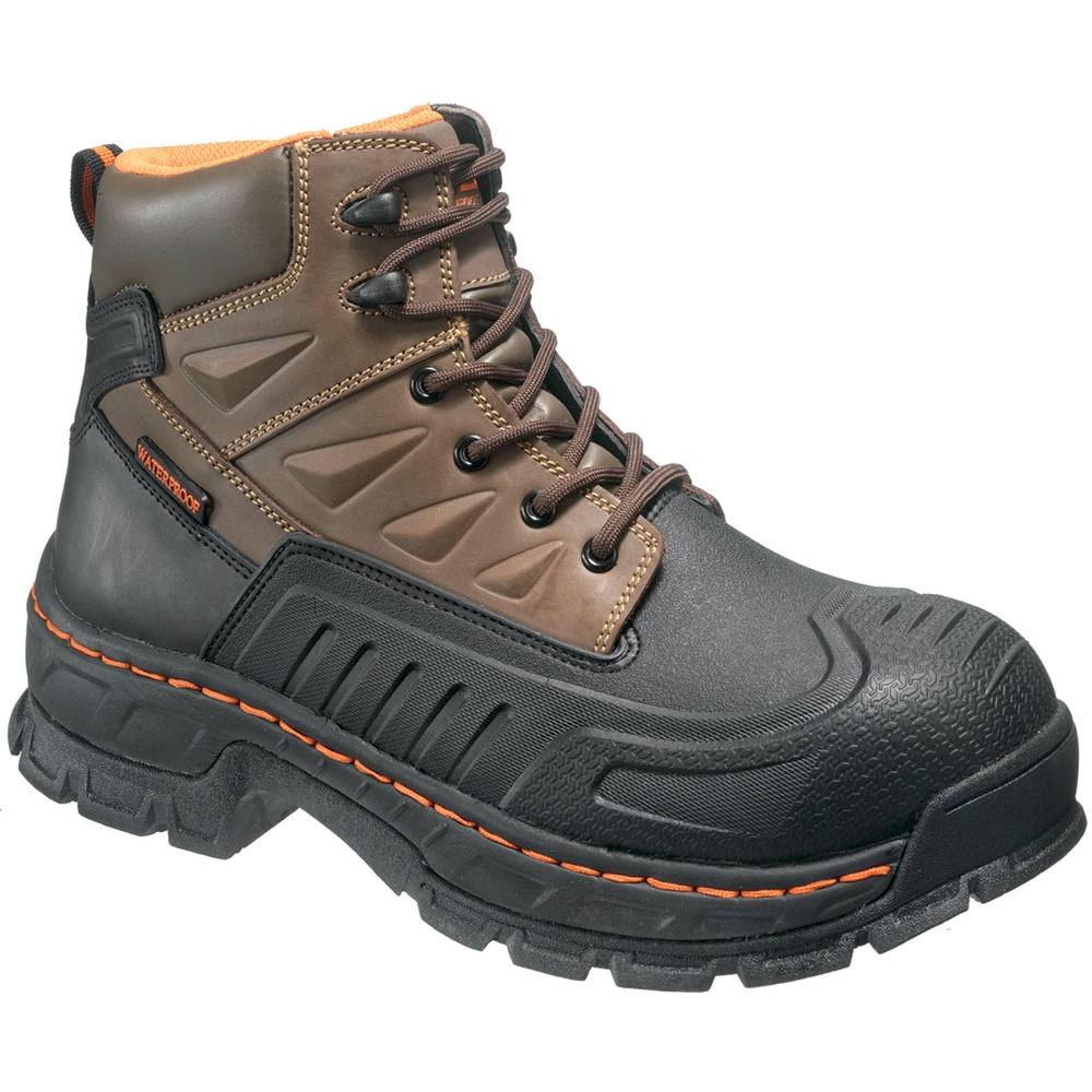 06f9ef959d1 HyTest Men's Comp Toe EH Waterproof Insulated Boot