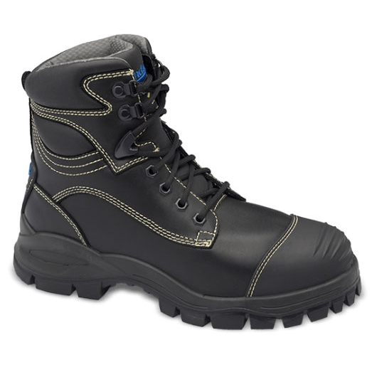 81b25897e7d Blundstone Men's Steel Toe EH Mt PR Pull On Boot