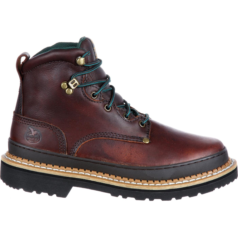Georgia Boot Men's Steel Toe EH 6 Inch Boot