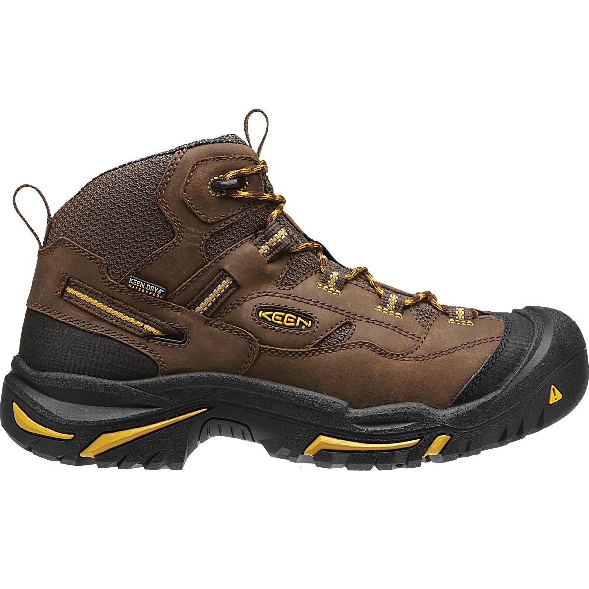 6c9ff145758 KEEN Utility Braddock Men's Steel Toe EH Waterproof Hiker