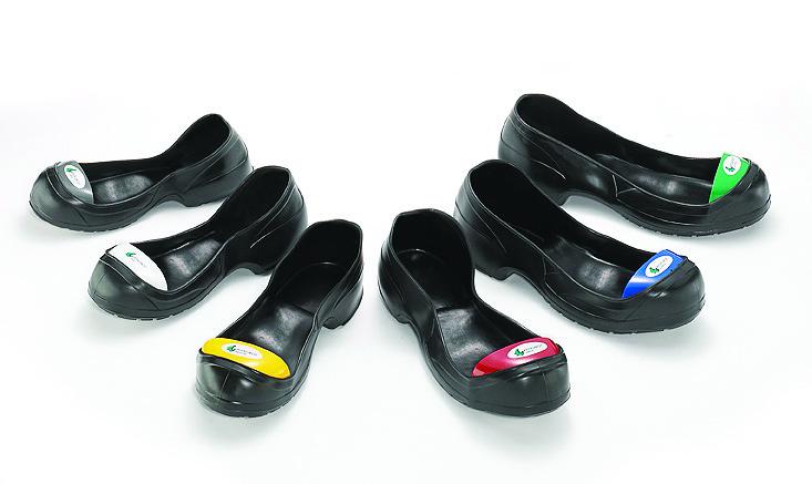 432e8c174f2 Wilkuro PVC Steel Toe Overshoe Slip On Size 16 XXXL