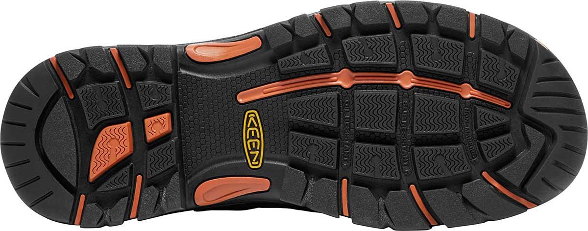 c11a7f9eb65 KEEN Utility Men's Steel Toe EH Waterproof 8 Inch Boot