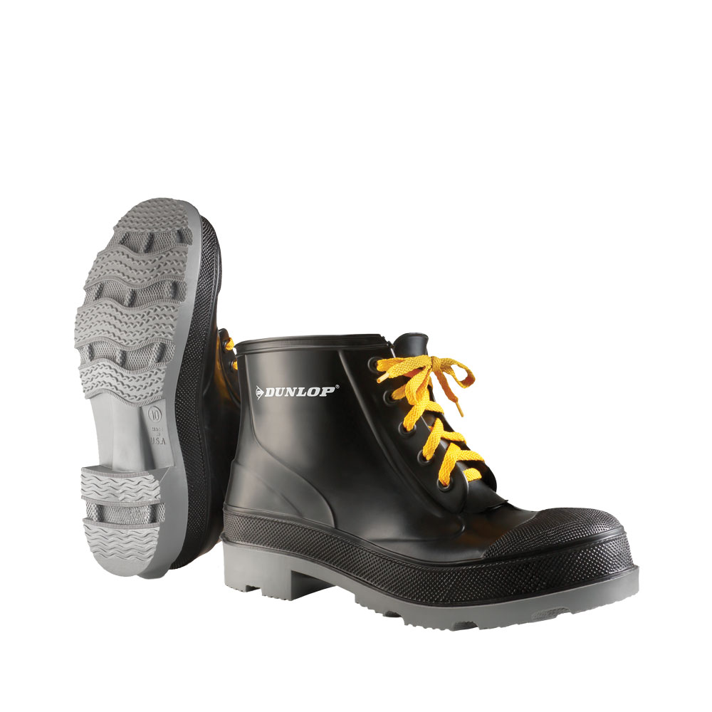 2bde7ab2ad3 Dunlop Lace Up 6 Inch Men's Steel Toe Polyblend Boot