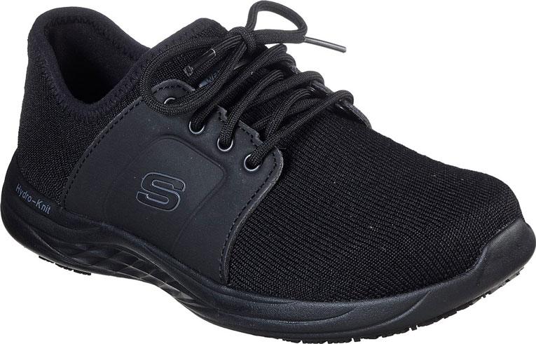 Skechers Women's Soft Toe Slip Resistant Oxford