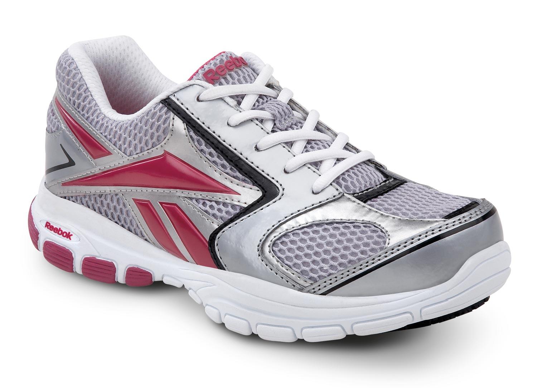 67b57a4e6864 Reebok SRB405 Gray Pink Soft Toe