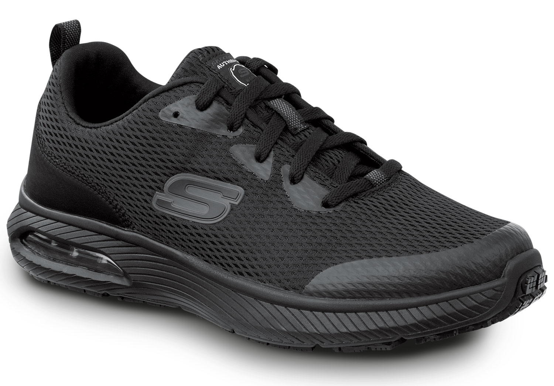 SKECHERS Work Men's Soft Toe Slip Resistant Athletic