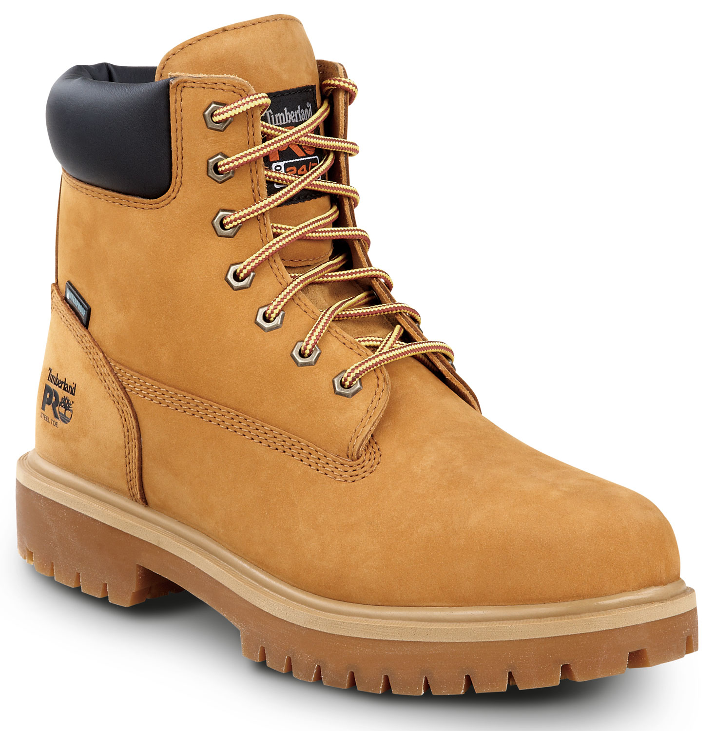 46256459724 Timberland PRO 6IN Direct Attach Men's Steel Toe Boot