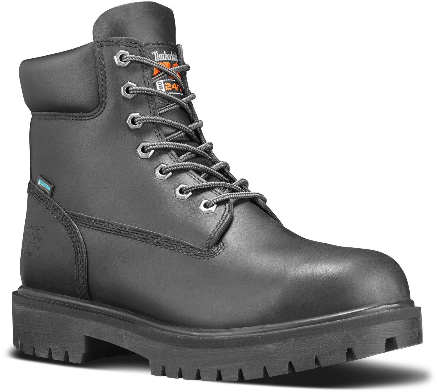 Work Boots for Men Waterproof Soft Toe Safety Working Shoes Oil//Slip Resistant