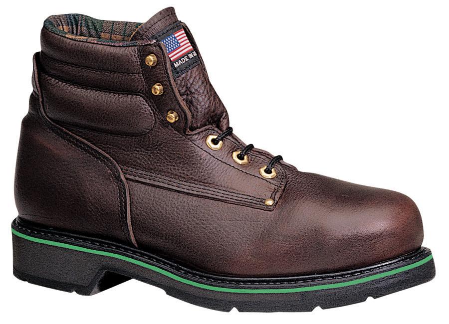 ea9182c3cf7 Thorogood Made In USA Men's 6 Inch Steel Toe SD Boot