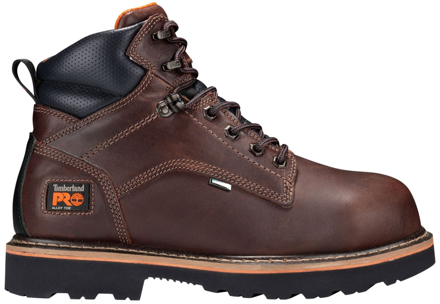 Timberland Men's Alloy Toe EH WP 6 Inch Boot
