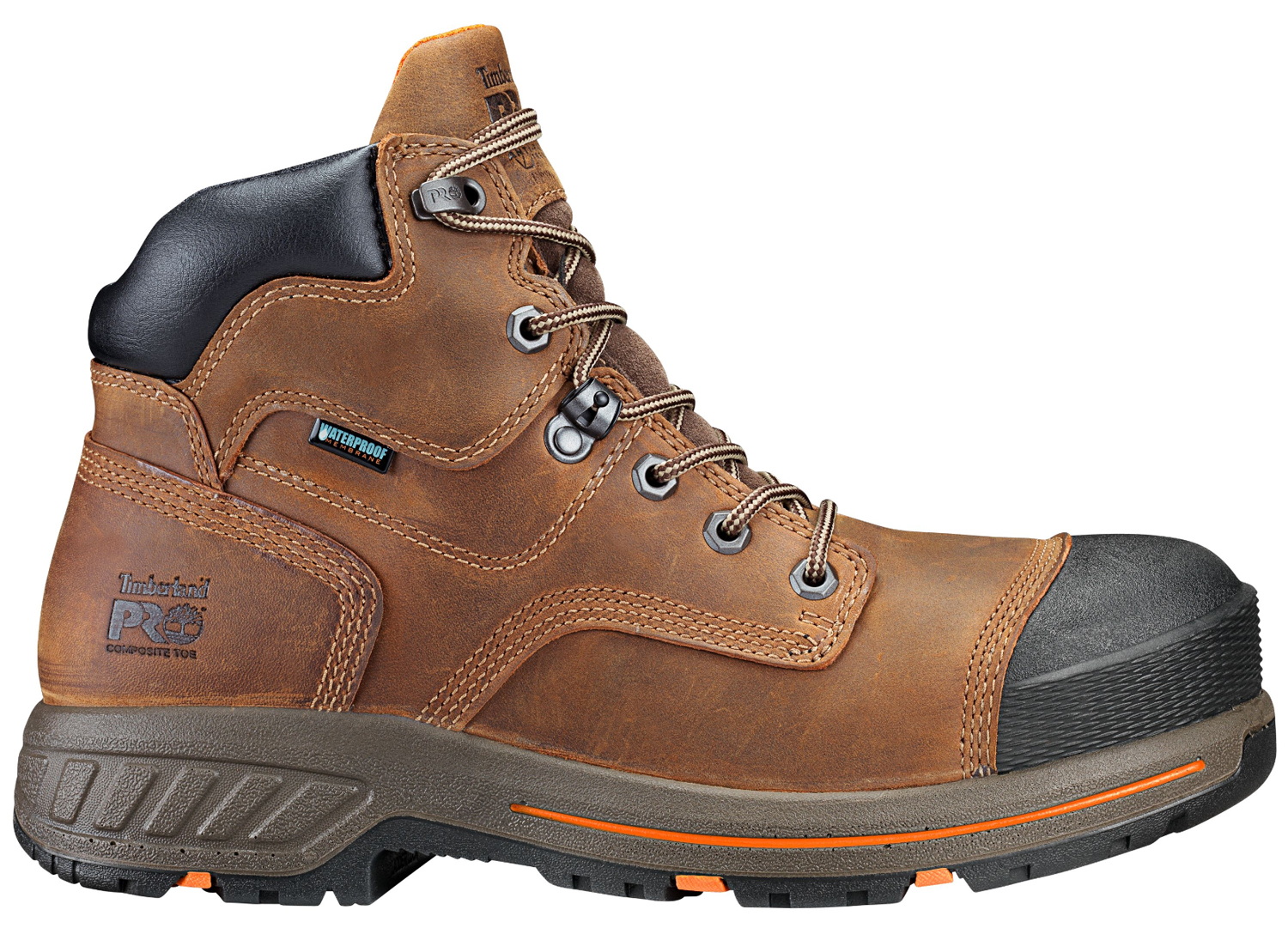 577d453ca82 Timberland Men's Comp Toe EH WP 6 Inch Boot