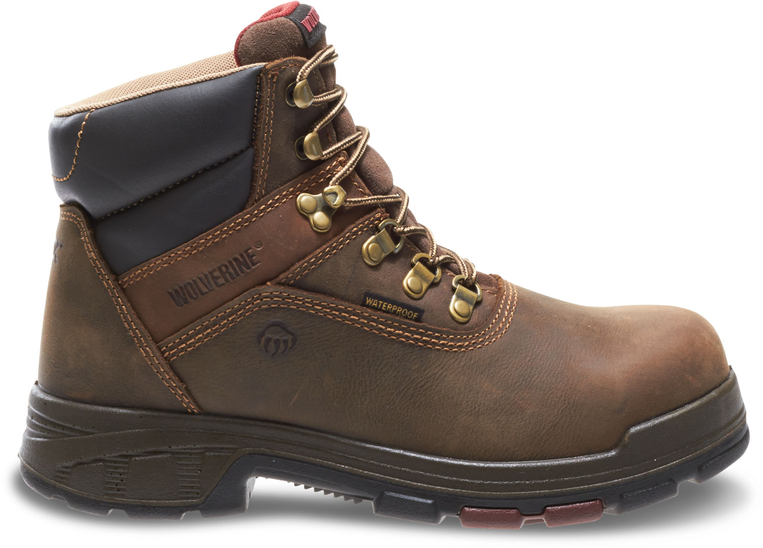 89caa9a8fb6 Wolverine Cabor EPX Comp Toe EH Men's 6 Inch Boot