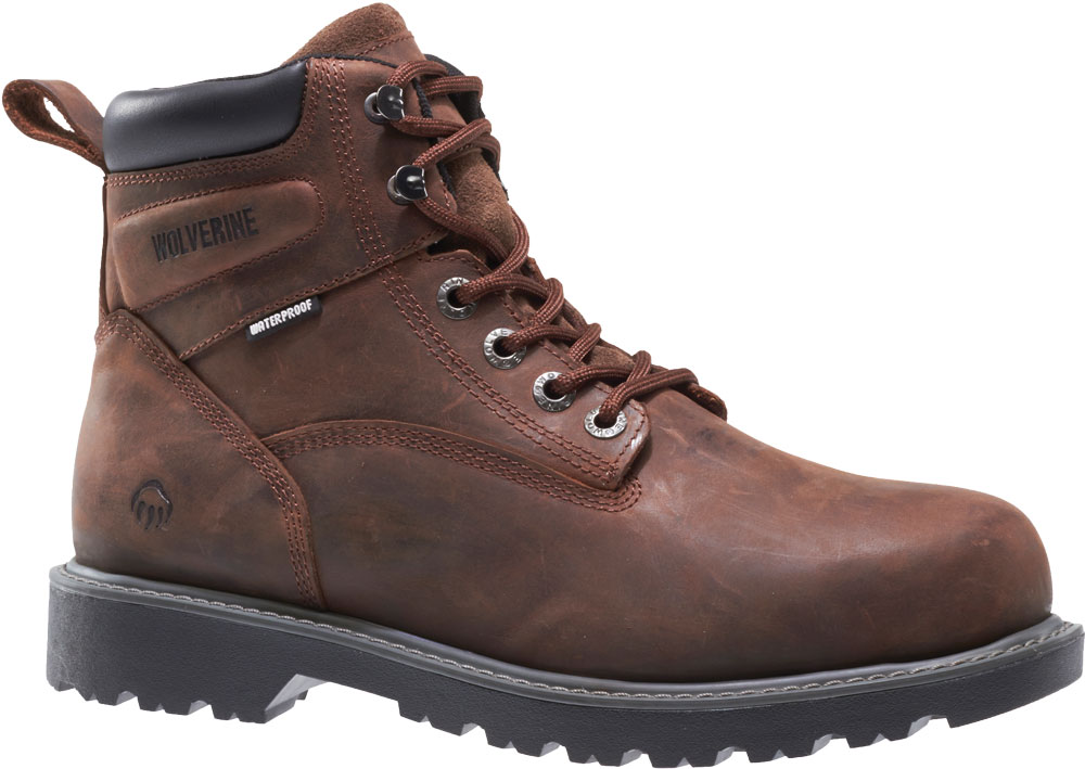 109218b50e5 Wolverine Floorhand Men's Steel Toe EH 6 Inch Boot